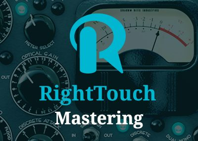 Right Touch Mastering
