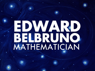 Edward Belbruno