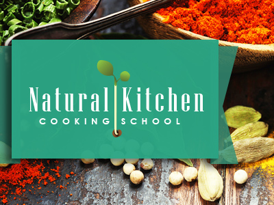 Natural Kitchen Cooking School Redesign