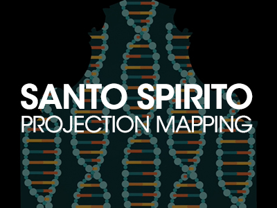Santo Spirito Projection Mapping